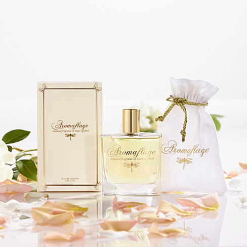 Aromaflage - botanical fragrance & insect repellent