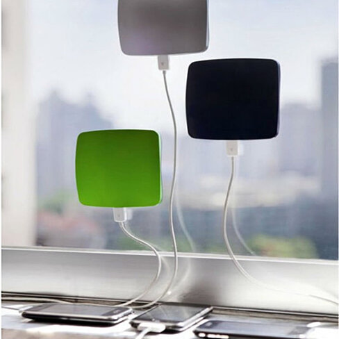 CLING BLING Our Window Solar Charger For Smart Phones And More